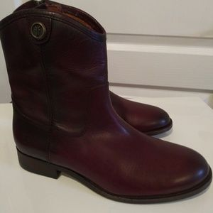 New! Frye Melissa Button Boots